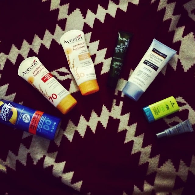 We All Scream For Sunscreen