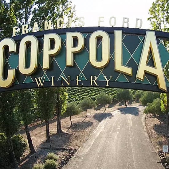Francis Ford Coppola Winery Visit