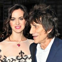 Ronnie Wood, 68, goes classic for newborn twins' name picks