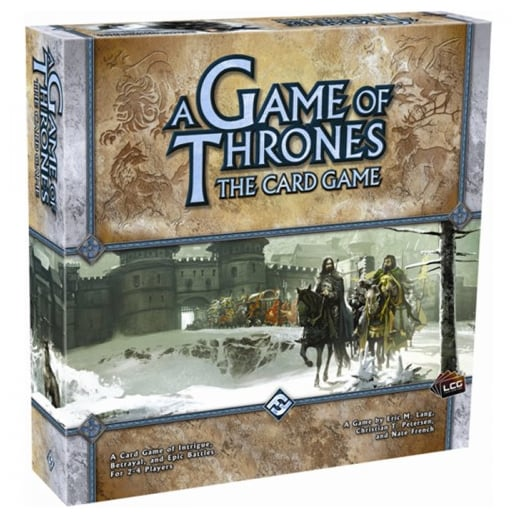 A Game of Thrones: The Card Game ($40)