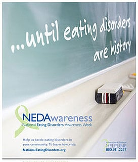 National Eating Disorders Awareness Week