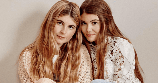 Lori Loughlin's Lookalike Daughters Are Totally Unfazed By Their Mom's Fame