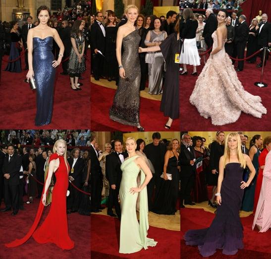 FabSugar Oscars Round Up!