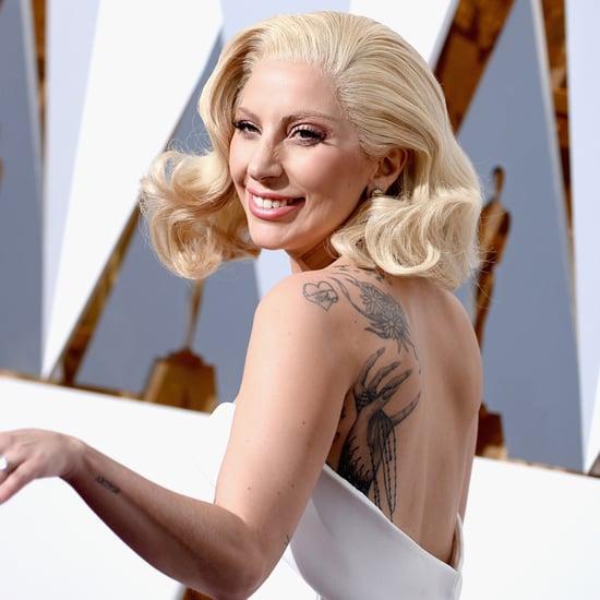 Lady Gaga February Appearances 2016