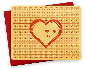 The Card Shop:  Lumber Love