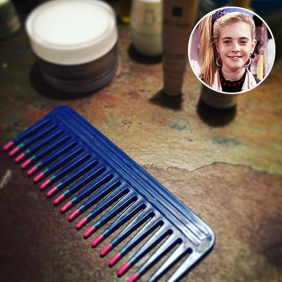 Melissa Joan Hart Took This Beauty Tool From the Clarissa Explains It All Set ... and Still Uses it 25 Years Later!