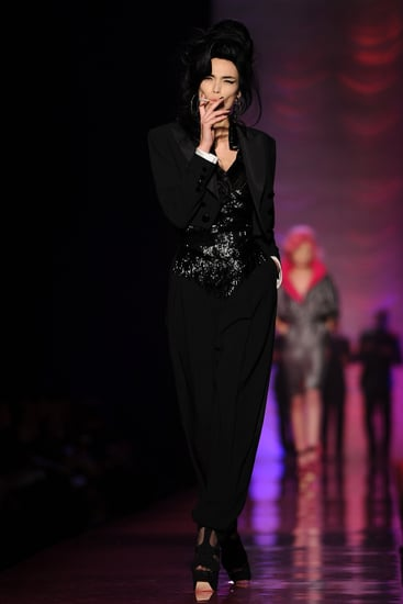 Amy Winehouse's Father on Jean Paul Gaultier's Couture Show