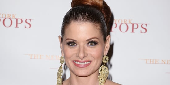 Debra Messing Wows On The Red Carpet In Strapless Frock