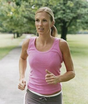Running Checklist: Upper Body