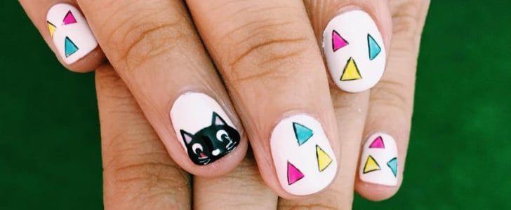 49 Reasons to Go Wild For Animal Nail Art