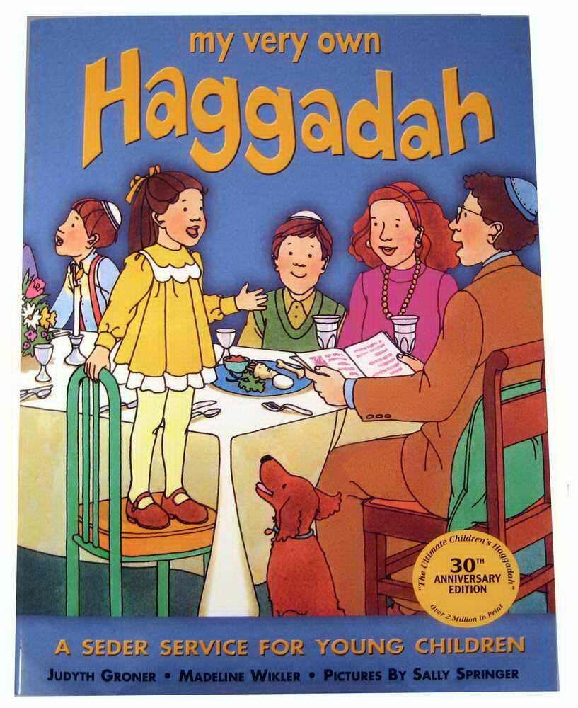 My Very Own Haggadah