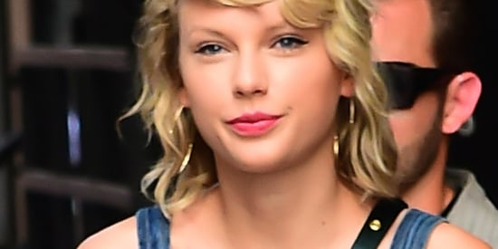 Taylor Swift And Her Throwback Curls Just Hit Peak '90s Perfection
