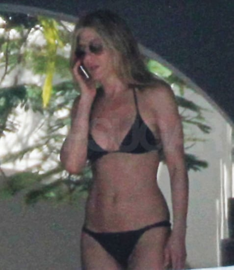 Jennifer Aniston Bikini Pictures In Mexico