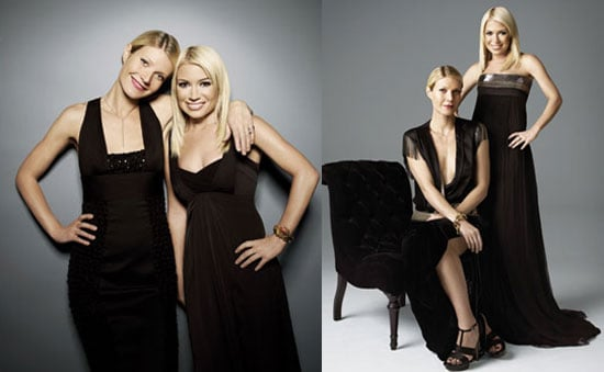 Photos and Interview of Gwyneth Paltrow in Gotham Magazine