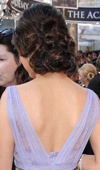 Mila Kunis From the Back