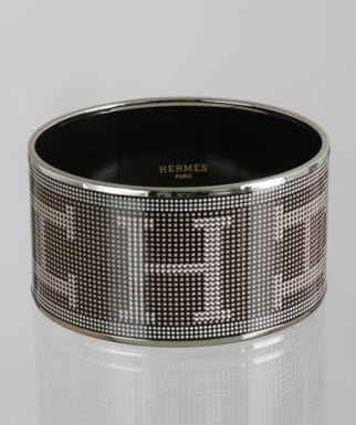 Hermès Pixelated Bangle: Totally Geeky or Geek Chic?