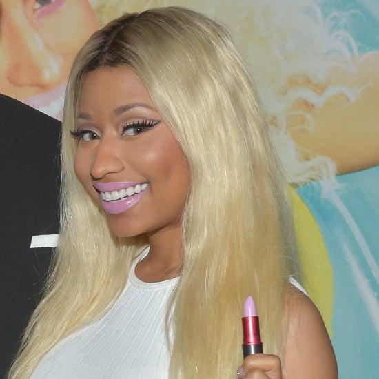 Nicki Minaj MAC Viva Glam Nicki 2 Lipstick