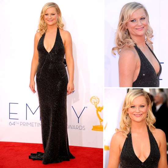 Amy Poehler at the Emmys 2012