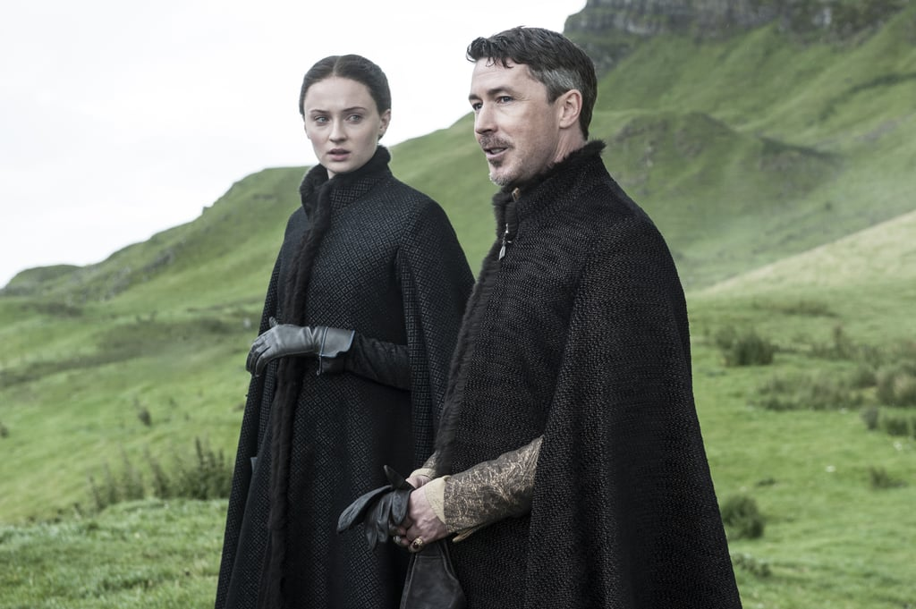Sansa Stark, Played by Sophie Turner