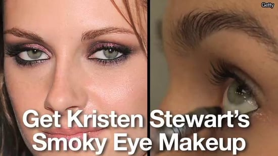 Preview - How to Get Kristen Stewart's Smoky Eye Makeup