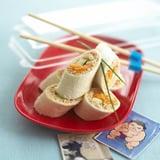 Kiddie Sushi-Style Rolls