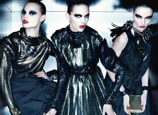 Pictures of Lanvin Autumn 2010 Ad Campaign