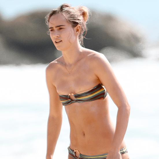 Suki Waterhouse Bikini Photos December 2015