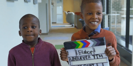 Take Your Child To Work Day Taken To A Whole New Level At Unilever Offices