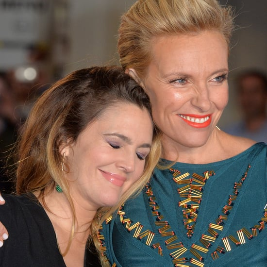 Drew Barrymore at Miss You Already Premiere in London
