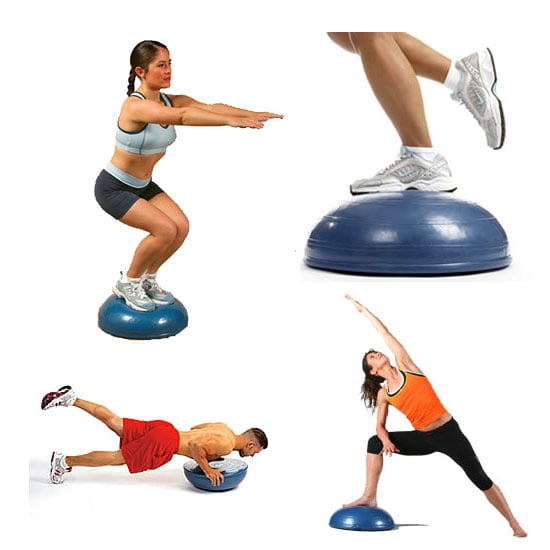 Bosu Ball Running: Get Wobbly And Get Ripped With This