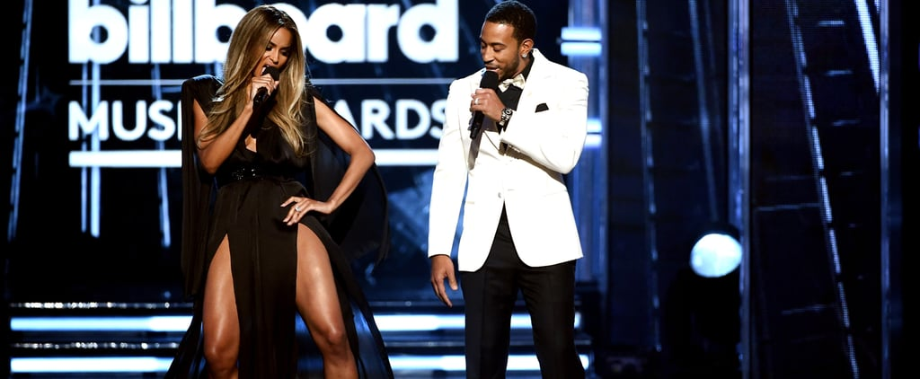 Ciara Looked Hot With 1 Leg Slit — So She Went For 2