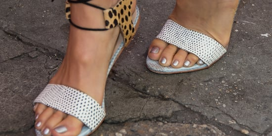 8 Sandal And Nail Polish Pairings That Take The Stress Out Of Picking A Color