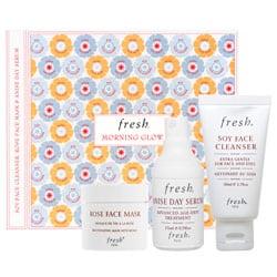 Monday Giveaway! Fresh Morning Glow Skincare Set