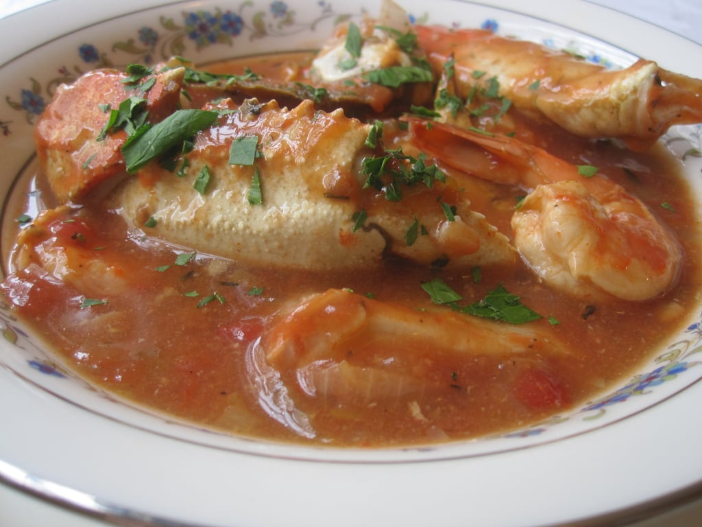 Oven-Baked Cioppino