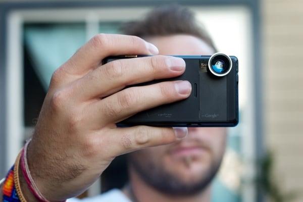 Wide/Macro, Telephoto, and Fisheye Lenses