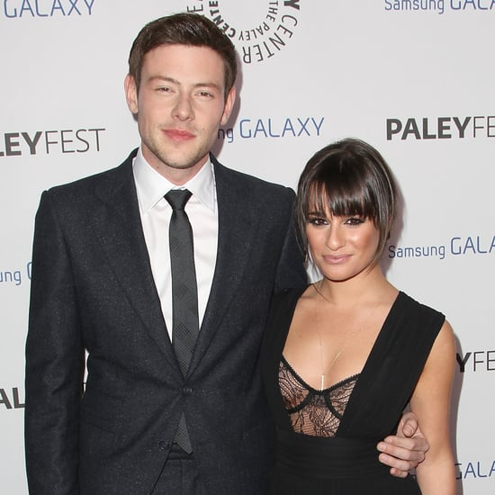 Lea Michele Interview About Cory Monteith After His Death