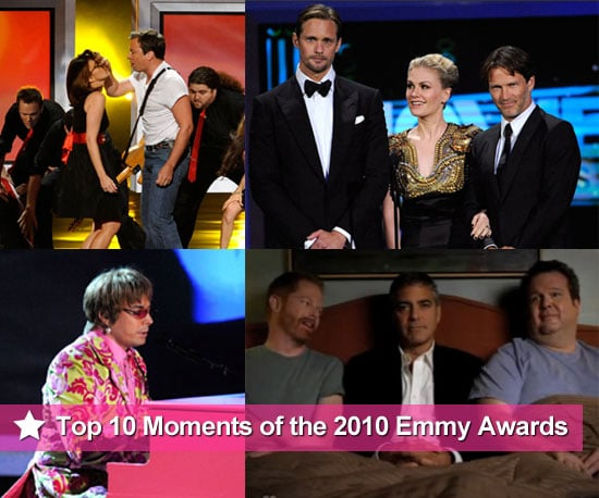 Top 10 Moments From 2010 Primetime Emmy Awards and Pics