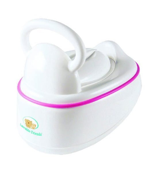 Luvable Friends Grow With Me Potty: Kid Friendly or Are You Kidding?