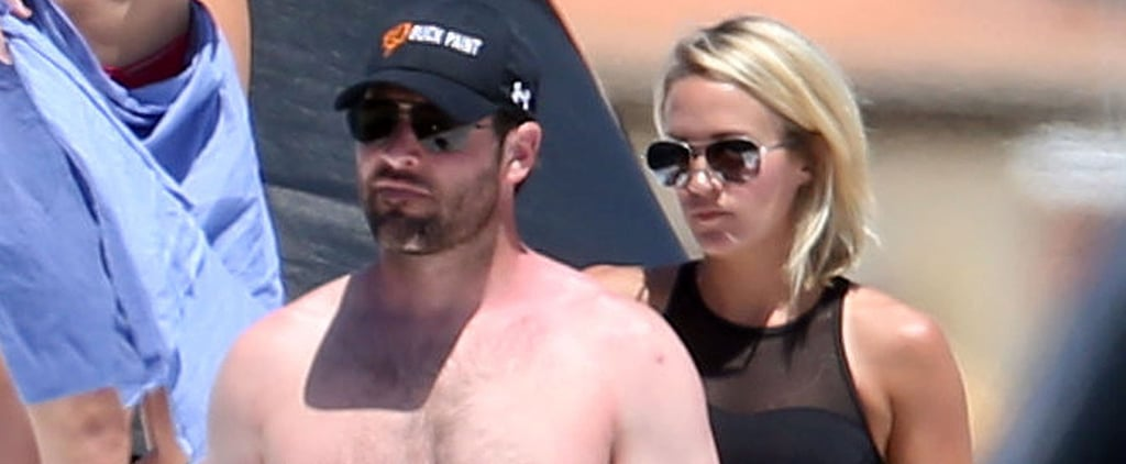 Carrie Underwood and Mike Fisher Escape to Mexico Ahead of Their Six-Year Wedding Anniversary