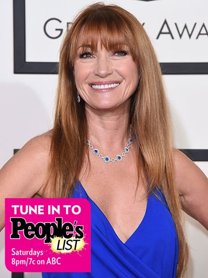 Jane Seymour Says She's 'Proud' of Aging Naturally as She Recreates Her 1993 Cover Shoot on PEOPLE's List
