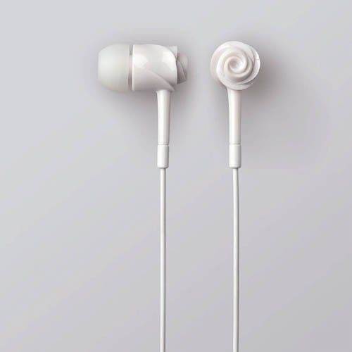 EarDrops Rose Earphones