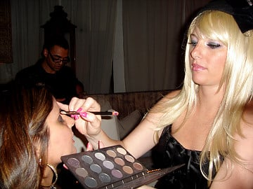 Inside the Career of a Makeup Artist