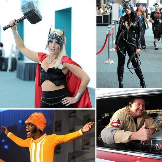Halloween Costumes From Comic-Con