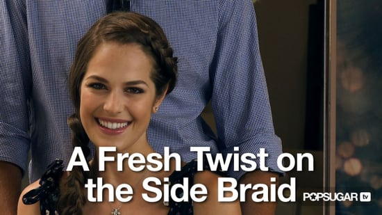 How to Create a Side Braid