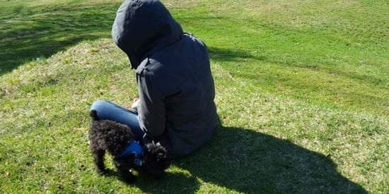 How Getting A Puppy Helped My Terminally Ill Teen