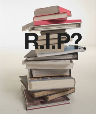 Physical Books Dead in 5 Years?