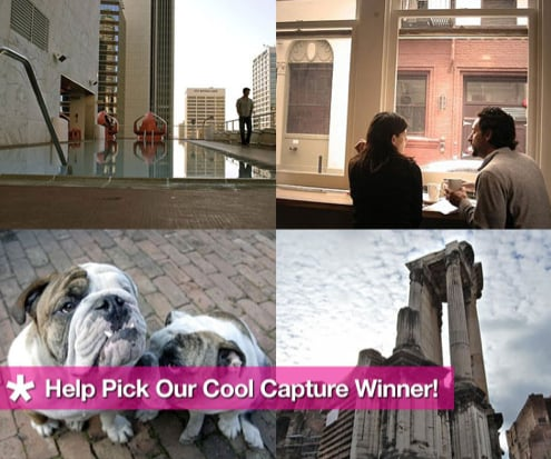 Sugar Shout Out: Pick a Winner For Geek's Cool Capture Contest!