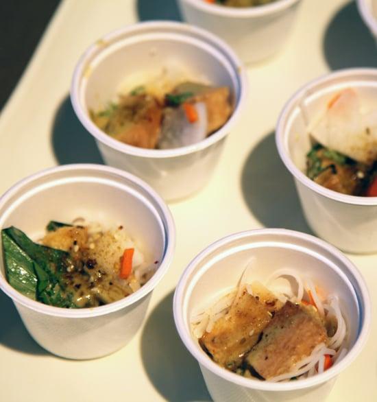 Asian Box's Curry Tofu