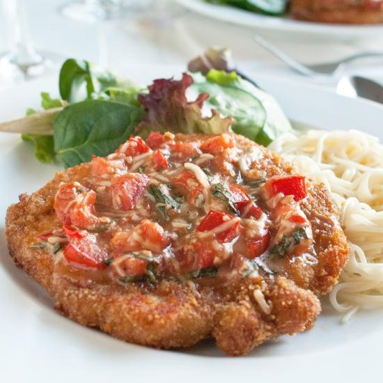 Bruschetta Pork Chops Recipe