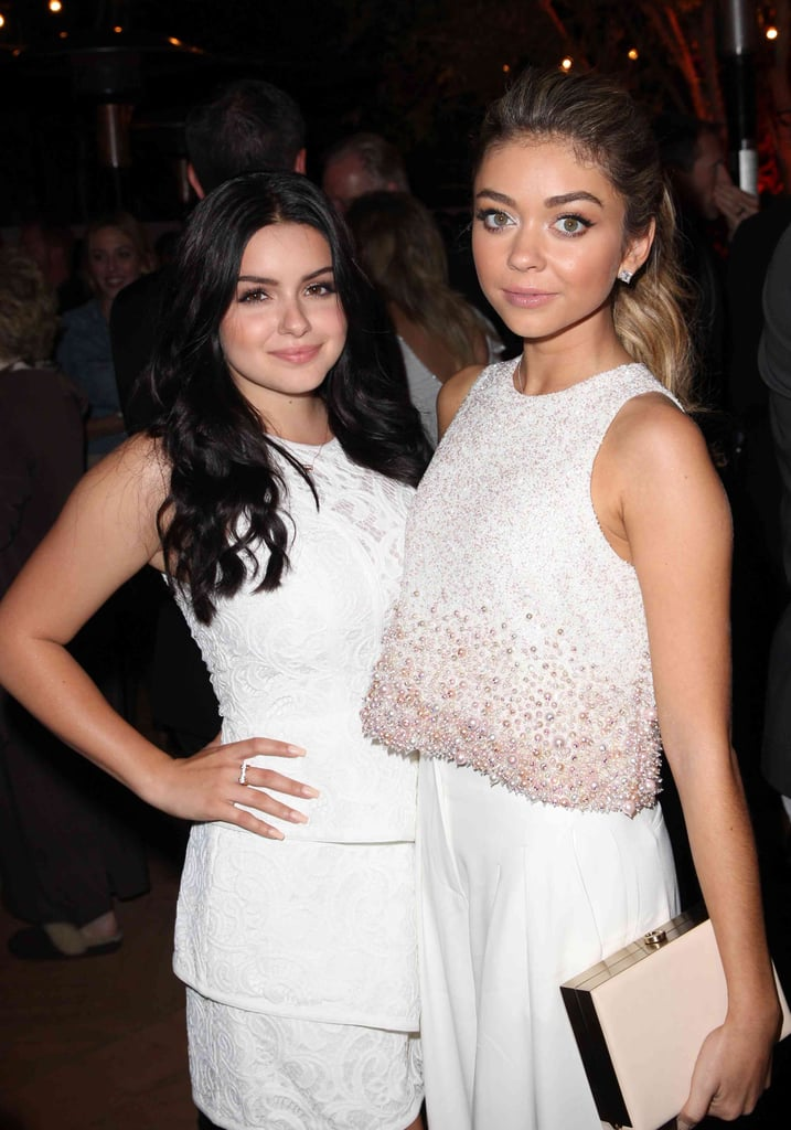 Ariel Winter and Sarah Hyland